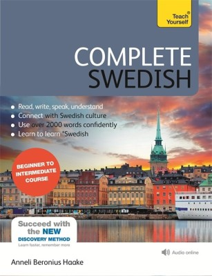 Complete Swedish with Two Audio CDs: A Teach Yourself Guide(English, Paperback, Ivo Holmqvist, Vera Croghan)