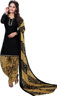 FabTag - Fashion Valley Cotton Printed Salwar Suit Dupatta Material(Un-stitched)