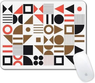 Appareltech AP_MOUSEPAD_ABSTRACT_2 Mousepad(Multicolor)