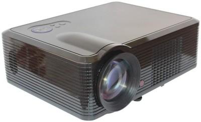 jambar JP-06 Portable Projector(Black Gray)