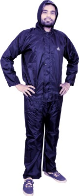 AD & AV Solid Men Raincoat