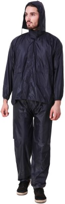 VOXATI Solid Men's Raincoat