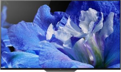 View Sony 139cm (55 inch) Ultra HD (4K) OLED Smart TV(KD-55A8F)  Price Online