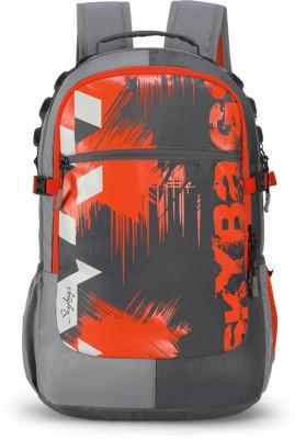 b4012069f Skybags Felix 02 Grey 50 L Backpack(Grey)