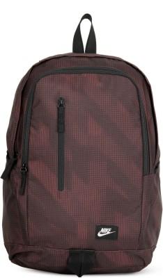 10% OFF on Nike NK Heritage 26 L Backpack(Blue) on Flipkart ... f384269861739