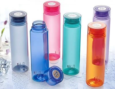 Cello H2O 1000 ml Bottle Pack of 6, Multicolor