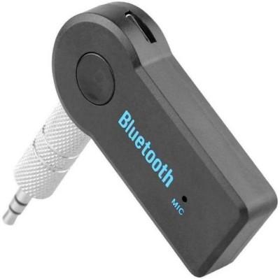 Macngrid v3.0 Car Bluetooth Device with Audio Receiver(Black)