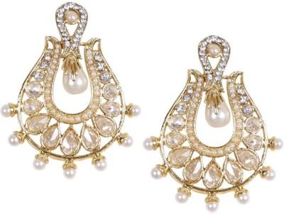 Rajwada Arts Stylish Rajasthani Brass Drops & Danglers at flipkart