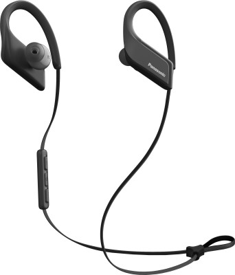 Panasonic RP-BTS35E-K Bluetooth Headset(Black, In the Ear)