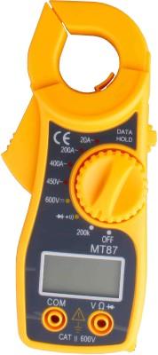 Asraw DIGITAL CLAMP METER Digital Multimeter(Yellow 2000 Counts)
