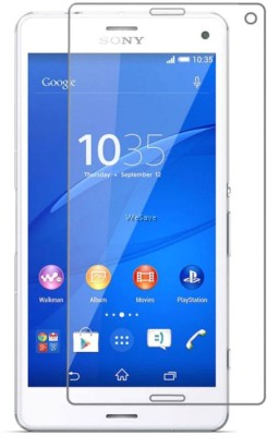 H&H Tempered Glass Guard for Sony Xperia E3(Pack of 1)