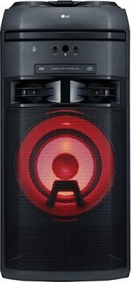 LG OK55 XBOOM 500 W Bluetooth Party Speaker(Black, Mono Channel)