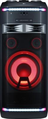 LG OK99 XBOOM 1800 W Bluetooth Party Speaker(Black, Mono Channel)