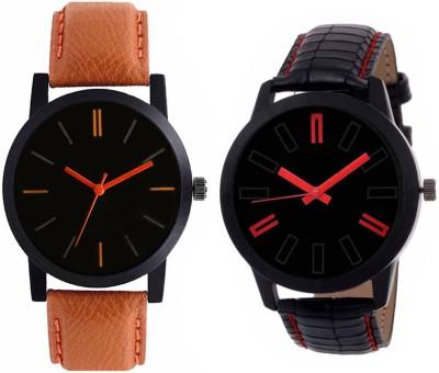 SPLAZOS SLS8035-Gents Exclusive (Casual+PartyWear+Formal) Designer Combo Watch  - For Men