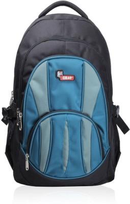 F Gear Adios 31 L Standard Backpack(Black, Blue)