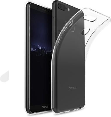 Flipkart SmartBuy Back Cover for Honor 9 Lite(Transparent, Flexible Case)