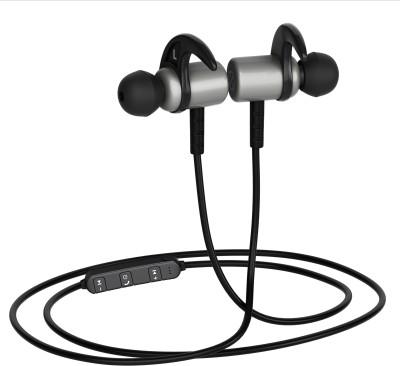 7ef692f3332 83% OFF on BasX Trubeats Bluetooth Bluetooth Headset with Mic(Black, In the  Ear) on Flipkart | PaisaWapas.com