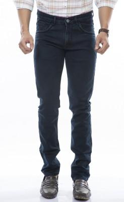 Rivex Regular Men Dark Blue Jeans