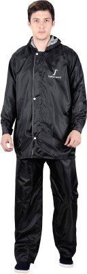 FabSeasons Solid Men Raincoat