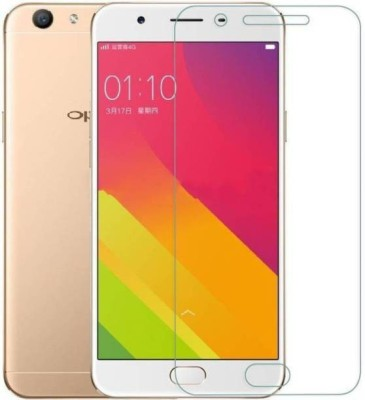 GBKS Tempered Glass Guard for Oppo A57(Pack of 1)