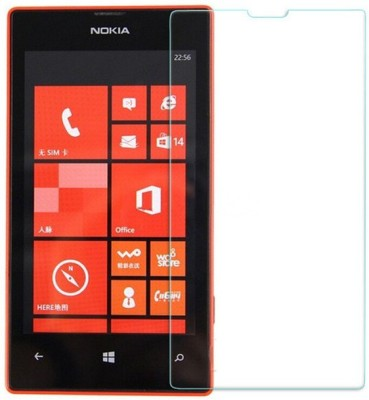 RM WORLD Tempered Glass Guard for Nokia Lumia 625(Pack of 1)