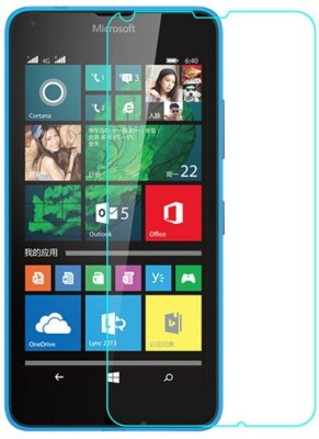MRNKA Tempered Glass Guard for Nokia X(Pack of 1)