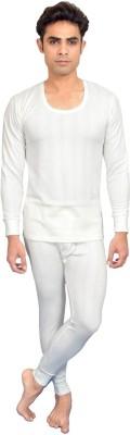Readerz Men & Women Top - Pyjama Set Thermal