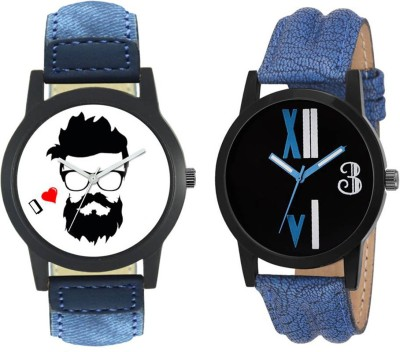 SPLAZOS SLS4320-Gents Exclusive (Casual+PartyWear+Formal) Designer Combo Watch  - For Men