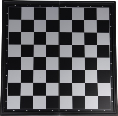 Assemble Folding Magnetic 11.5 Inch Chess Board game-Multicolor 10 inch Chess Board(Multicolor)