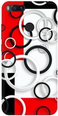 Flipkart SmartBuy Back Cover for Mi A1(Transparent)