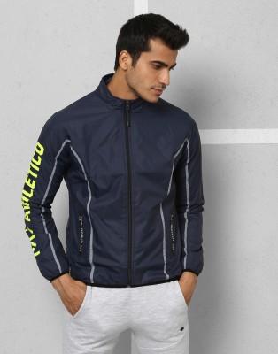 Metronaut Athleisure Full Sleeve Solid Men's Jacket