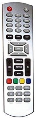 VBEST TV Remote Controller(Silver)