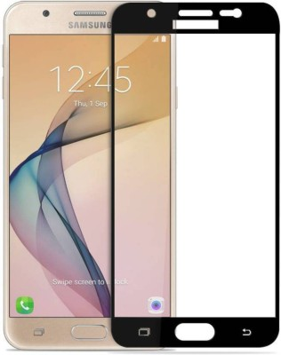 Rosaline Edge To Edge Tempered Glass for Samsung Galaxy J7 Prime(Pack of 1)