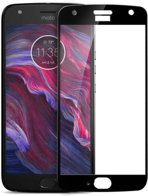 DSCASE Tempered Glass Guard for Motorola Moto X4(Pack of 1)