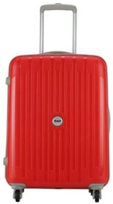 VIP NEOLITE STR 66 FIERY RED Check-in Luggage - 24 inch(Red)