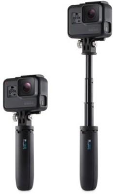 GoPro Flat Surface Stand Camera Mount(Black)