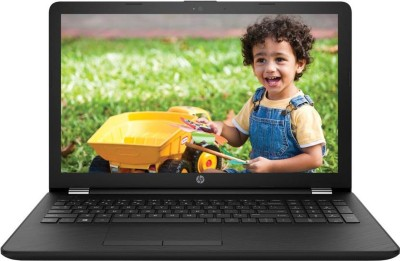 HP 15q Core i3 7th Gen - (4 GB/1 TB HDD/DOS) 15q-bu037TU Laptop(15.6 inch, Sparkling Black, 2.1 kg)