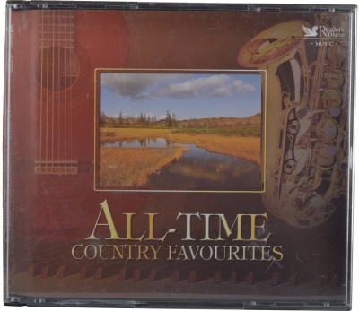 Reader's Digest Music All Time Country Favourites, Audio CD Compilation MP3 Platinum Edition Hindi   Reader's digest Music, Movies   Posters