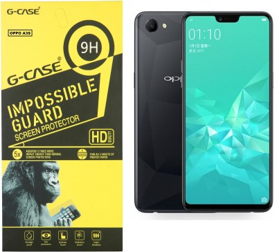 Rockjon Impossible Screen Guard for Realme C1(Pack of 1)