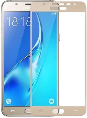 EASYBIZZ Tempered Glass Guard for Samsung Galaxy J5 - 6 (New 2016 Edition)(Pack of 1)