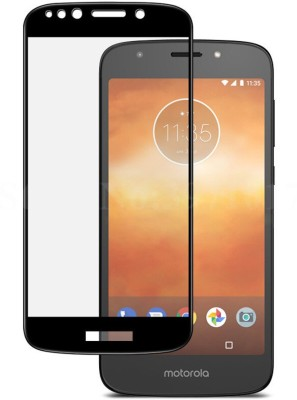 CHVTS Tempered Glass Guard for Motorola Moto E5(Pack of 1)