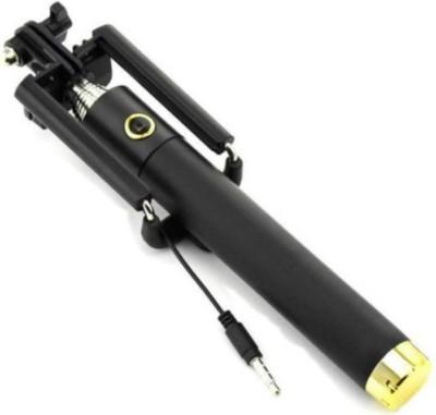 Gali Bazar Cable Selfie Stick(Black, Remote Included) Flipkart