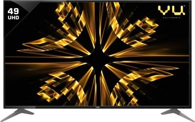 Vu Pixelight 127cm (50 inch) Ultra HD (4K) LED Smart TV