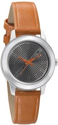 Fastrack NN68008SL04 Fundamentals Analog Watch   For Women Fastrack Wrist Watches