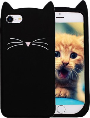 Cafune Back Cover for Apple IPhone 5/5s/SE(Black, Dual Protection)