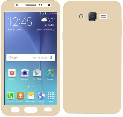 TZTIMEZ Front   Back Case for Samsung Galaxy J5 Gold, Dual Protection