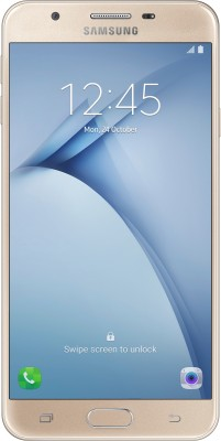 Samsung Galaxy On Nxt SM-G610FZDHINS 64GB Gold Mobile