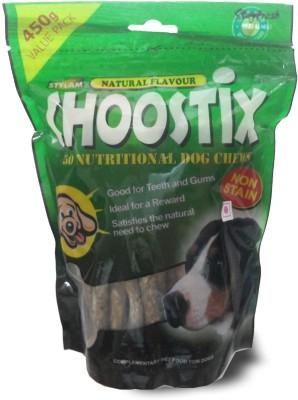 Choostix Goofy Tails-Natural Stix Dog Treat(450 g, Pack of 4)