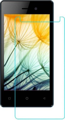MRNKA Tempered Glass Guard for Karbonn A1 Indian 4G(Pack of 1)
