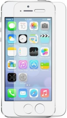 REZAWZ Tempered Glass Guard for Apple iPhone 5C(Pack of 1)